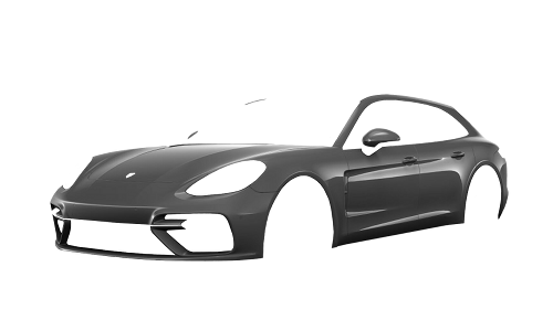 Цвета кузова Panamera Turbo E-Hybrid Sport Turismo